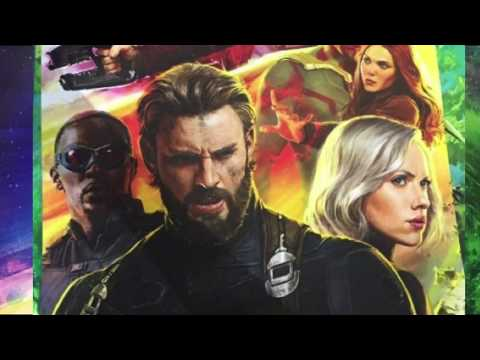 Avengers Infinity War TRAILER SUMMARY!