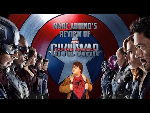 Captain America: Civil War (Movie Review by Marc Aquino)
