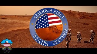 Mars Second   Mars welcomes Trump in his own words