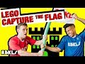 LEGO Capture the Flag FACE-OFF - REBRICKULOUS
