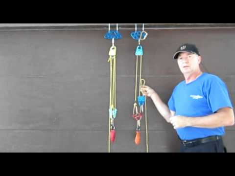 Rope And Pulley Systems Segment 7 Two 3 1