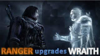 Middle Earth Shadow of Mordor - ALL RANGER AND WRAITH UPGRADES/ABILITIES (Execution, Brutalize...)
