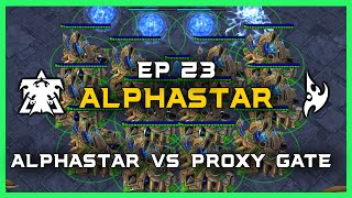 This Is Not The AlphaStar Game I Expected Ep 23 [TvP] Deepmind A.I. Starcraft 2