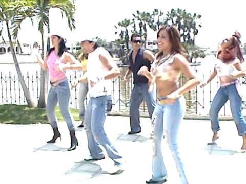 Clases De Reggaeton - Reggaeton Basic Steps - HD