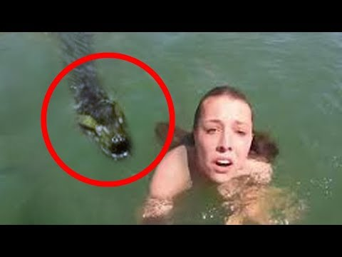 10 SCARY Fishing Videos Caught On Camera | fishing