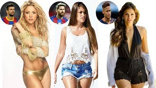 Barcelona Football Players Hottest Wags (wife) & Girlfriend 2017.