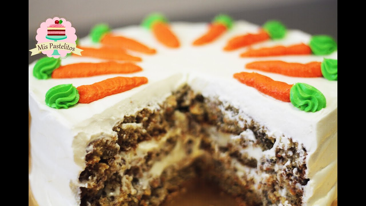 Carrot Cake On Youtube