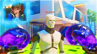 1V1 HIDE AND SEEK - MY LITTLE BROTHER IS THE NUKETOWN MANNEQUIN! (Black Ops 3 Hide And Seek Mod)