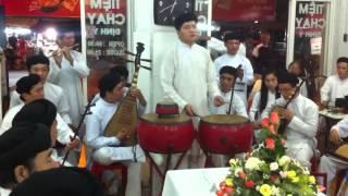 Hoà tấu Văn Võ nhạc, nhạc lễ Cao Đài