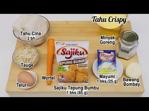 Dapur Umami - Tahu Crispy