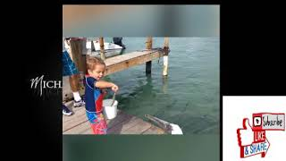 Try not to laugh || Kids Fails