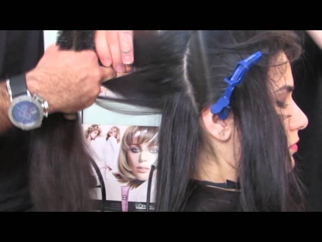 Uzun Sac Kesimi Stilist saXara
