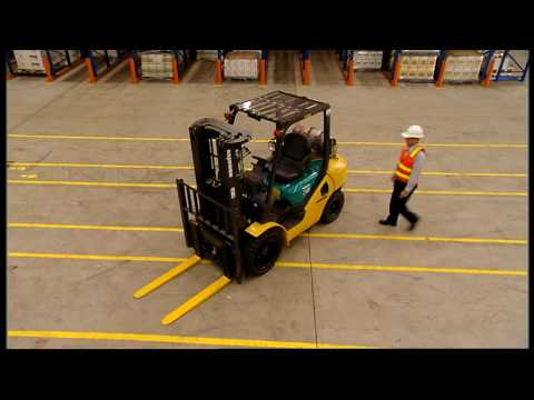 Spanish Español Forklift Safety Video - Seguridad en el uso de Montacargas - Safetycare