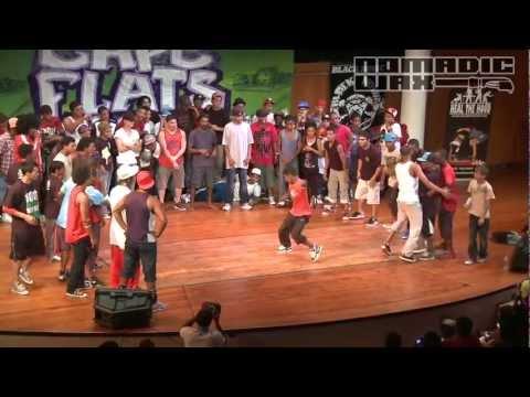 23rd Black Noise Anniversary B-boy Battle (cape Town, South Africa 2011) video