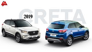 Hyundai Creta 2019 | New Variants and Features Explained by Jay Dave | #iatv