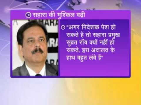 SC directs arrest of Sahara Chief Subrata Roy