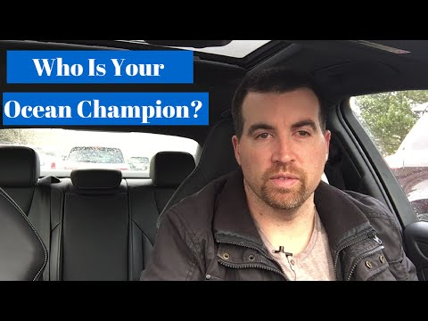 Who Is Your Ocean Champion?