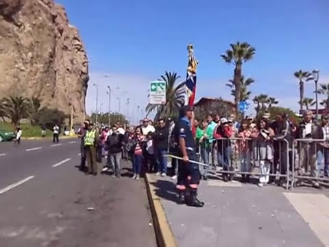 DEFENSA CIVIL DE CHILE   SEDE ARICA PROMESA DE SERVICIO AÑO 2013