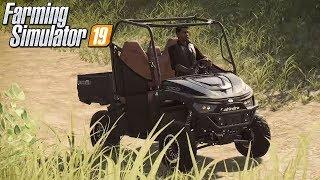 NOVO JIPINHO MAHINDRA RETRIEVER l FARMING SIMULATOR 19 l SERIE VIDA NO CAMPO