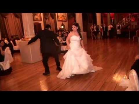 Baile Matrimonio Entretenido Nico y Eve