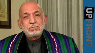Hamid Karzai on the US, ISIL and war crimes - UpFront