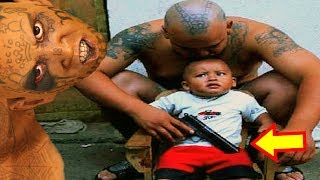 9 FACÇÕES CRIMINOSAS mais PERIGOSAS do mundo