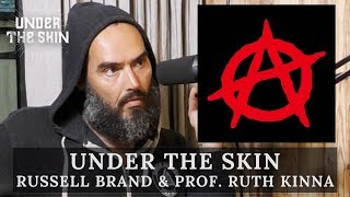 Anarchy: Are We Ignoring The REAL Political SOLUTION?   Russell Brand