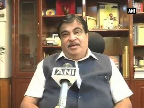 Nitin Gadkari meets PM Modi ahead of National Maritime Day