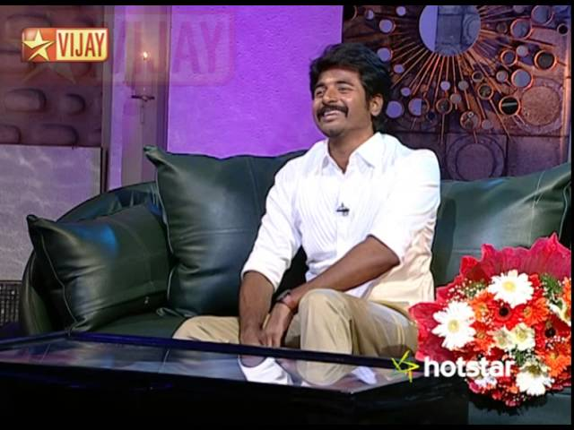 Koffee With DD - Sivakarthiekyan - 03/02/15
