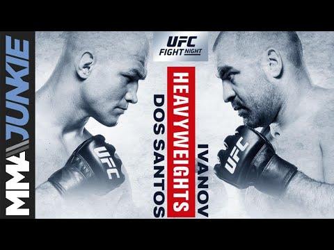 MMA media predict: Junior Dos Santos vs. Blagoy Ivanov at UFC Boise