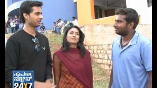 Simple Aagi Ondu Love Story - Seg _3 - Suvarnanews Special - Simpalagi Ond Program - 04 Oct 12 - Suvarna News