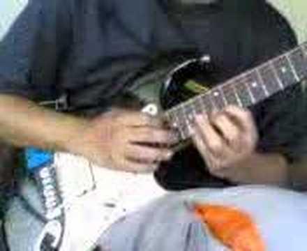 Lesson Guitar - Red Hot Metal Licks
