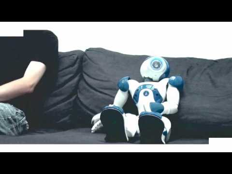 Humanoid robot Nao shows off its skills