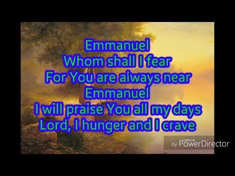Emmanuel (God With Us)  | Citipointe Live (Lyrics Video)