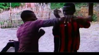 Qui Frappe Par L'epee  film haitien