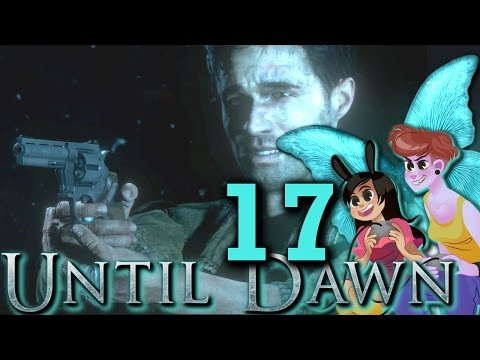 UNTIL DAWN 2 Girls 1 Let's Play Part 17: Safe Room thumbnail