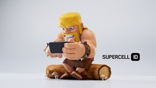 Clash of Clans: Switch Between Villages with Supercell ID!
