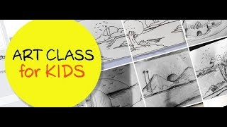 Drawing and Painting for kids class in Bangalore