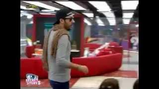 Liliana e Daniel são apanhados aos beijos e negam - Casa dos segredos 5