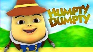humpty dumpty ngồi trên tường | nhac thieu nhi hay nhất | Humpty Dumpty