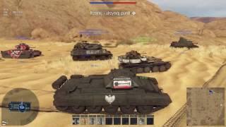 War Thunder | 7.11.16 - Brytyjskie Czołgi