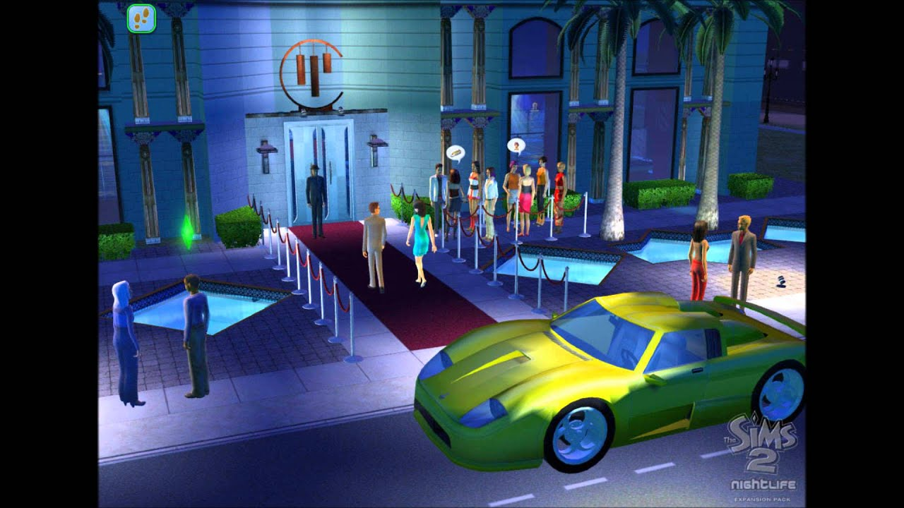Sims2 nightlife nude potty hack adult toons