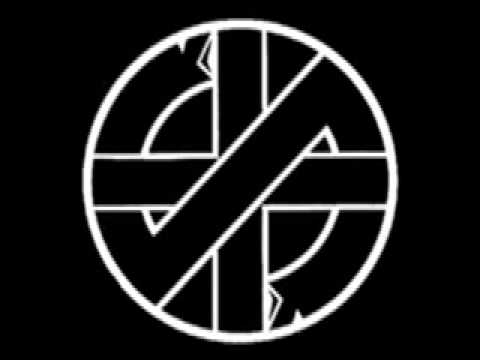 Crass - White Punks on Hope