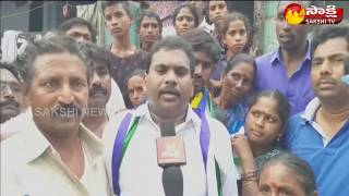 YSRCP Leader jyojthula chanti babu  participates in sangibava yatra