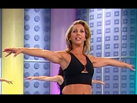 Denise Austin Ballet Dance Workout video