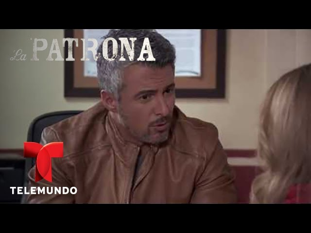 La Patrona / Capítulo 123 (1/5) / Telemundo