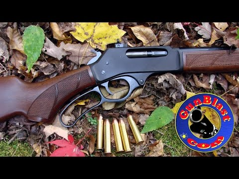 Shooting the 45-70 Lever Action Carbine from Henry Repeating Arms - Gunblast.com