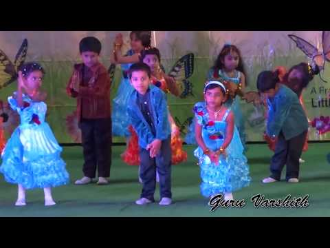 Guru Varshith Dance video