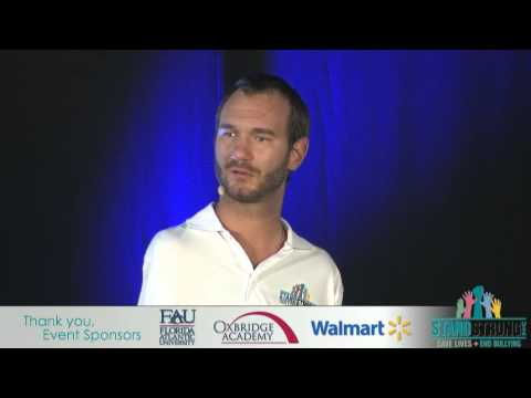 Nick Vujicic - Life Without Limbs - Live From Boone High School