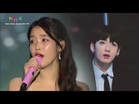 BTS Jungkook - IU ; Through The Night